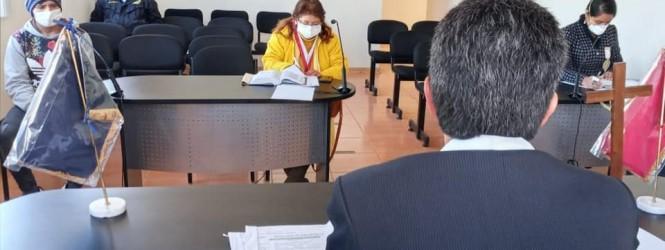 Tayacaja: Juez dicta 9 meses de prisión preventiva por trasladar droga.!!